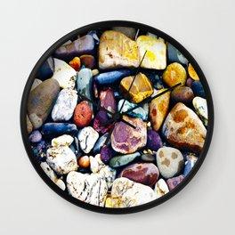 Rhine Stones Wall Clock
