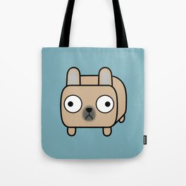 French Bulldog Loaf - Fawn Frenchie Tote Bag
