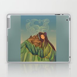 Volcano Love Laptop & iPad Skin
