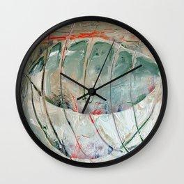 Vessel 25 Wall Clock