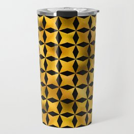 Art Deco Du Monde Pattern Travel Mug