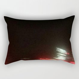 Abstracte Light Art in the Dark 12 Rectangular Pillow