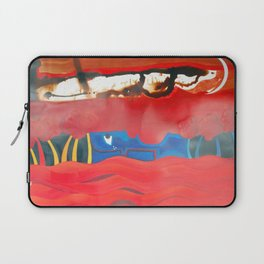 Weeping forest Laptop Sleeve