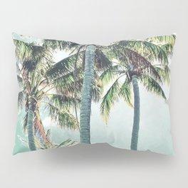 Under the palms Pillow Sham