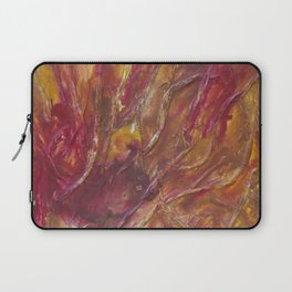 Burning Bush Laptop Sleeve