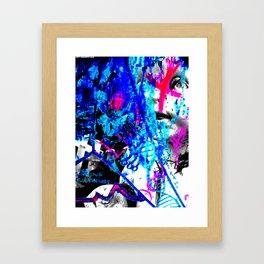 """""""GENX"""" Framed Art Print"""