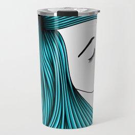 Chroma Flow - Blue Raspberry Travel Mug