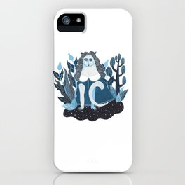 We are cats inside iPhone Case