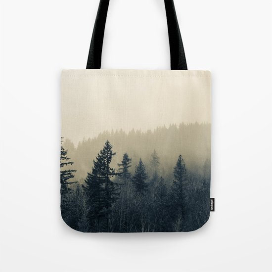 Mists of Noon Tote Bag