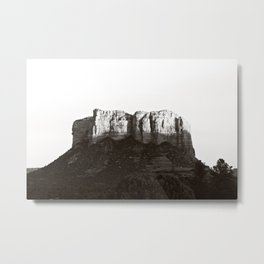 Sedona Solitude Metal Print