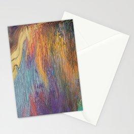 Rainbow Run Stationery Cards