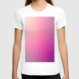 Purple flakes. Copos morados. Flocons pourpres. Lila flocken. Фиолетовые хлопья. T-shirt