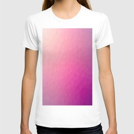 Purple flakes. Copos morados. Flocons pourpres. Lila flocken. Фиолетовые хлопья. T-shirt