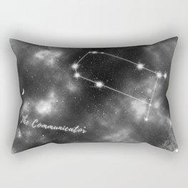 The Communicator Rectangular Pillow