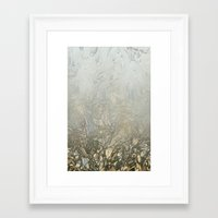 camouflage Framed Art Prints featuring Camouflage by dominiquelandau