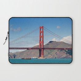 San Francisco, Golden Gate Bridge Laptop Sleeve