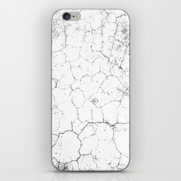 Old Wall Paint Pattern iPhone Skin