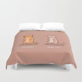 Meerkat Duvet Cover