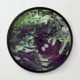Nest Wall Clock