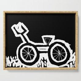 Love my bike Serving Tray