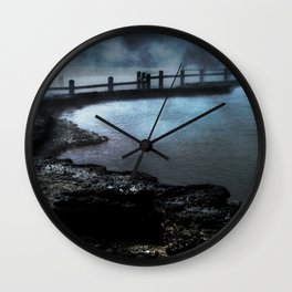 waiotapu Wall Clock