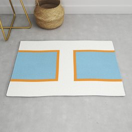 H stands for HELL - Racing - Living Hell Rug
