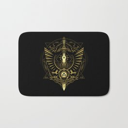 Zelda Sword Bath Mat