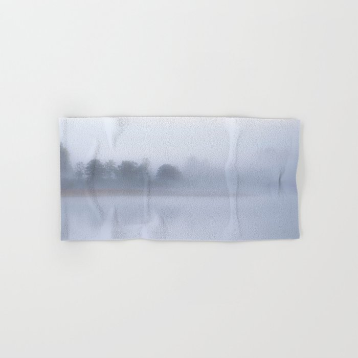Foggy Morning #decor #buyart #society6 Hand & Bath Towel