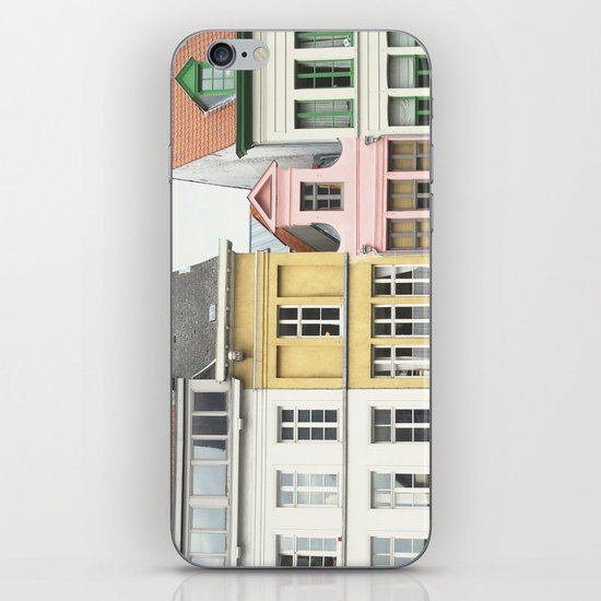 Gent Houses iPhone & iPod Skin