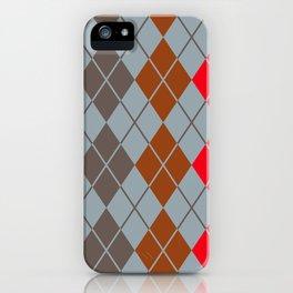 Shinbone's Gray Trench Dress 4 iPhone Case