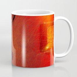 Boy In The Attic Coffee Mug