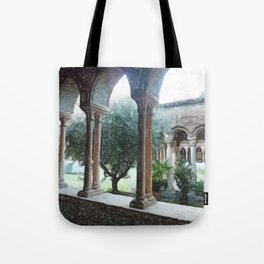 Spiritual place Tote Bag