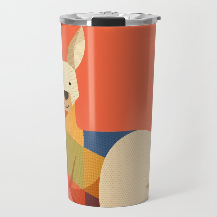 Kangaroo Travel Mug