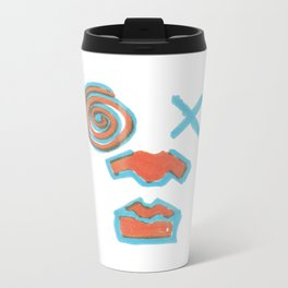 conversations Metal Travel Mug