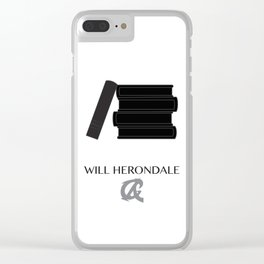 The Infernal Devices Will Clear iPhone Case