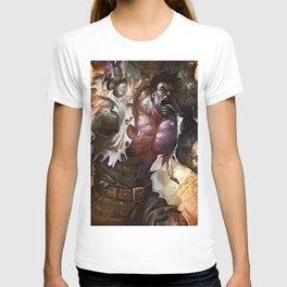 League of Legends Dr. MUNDO T-shirt