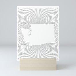Washington Mini Art Print