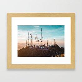 Baru, Panama Framed Art Print