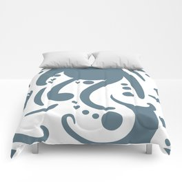 A Moderate Abstraction Comforters