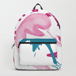Havana flamingo Backpack
