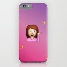 Posh Emoji Slim Case iPhone 6