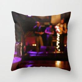 Camden Town Jam Throw Pillow