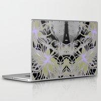 geode Laptop & iPad Skins featuring Geode 7 by michiko_design