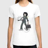 ripley T-shirts featuring Ripley  by shugmonkey