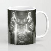 spirit Mugs featuring Spirit by Dr. Lukas Brezak