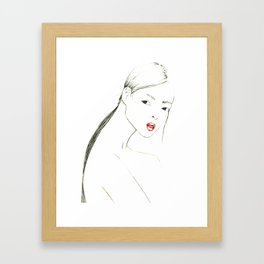 Japa Framed Art Print