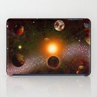 verse iPad Cases featuring KANDY-VERSE - 106 by Lazy Bones Studios
