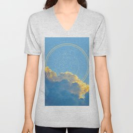 Create Your Own Constellation Unisex V-Neck