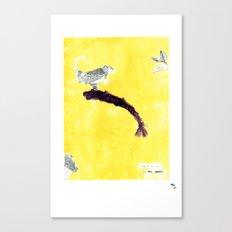 YellaBird | Portugal Domestic | Canvas Print