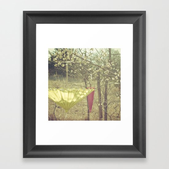 Pink Lemonade II Framed Art Print